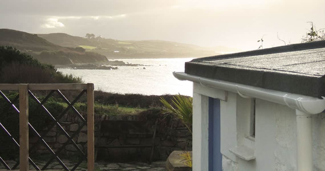 Looking out to sea from Little Trevara