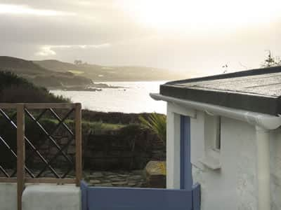 Little Trevara Holiday Cottage views